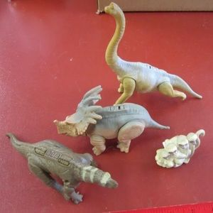 Disney Dinosaur Movie Figures- Sold Separately